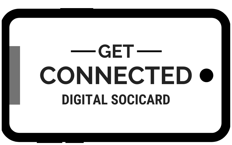Free Get Connected Socicard logo