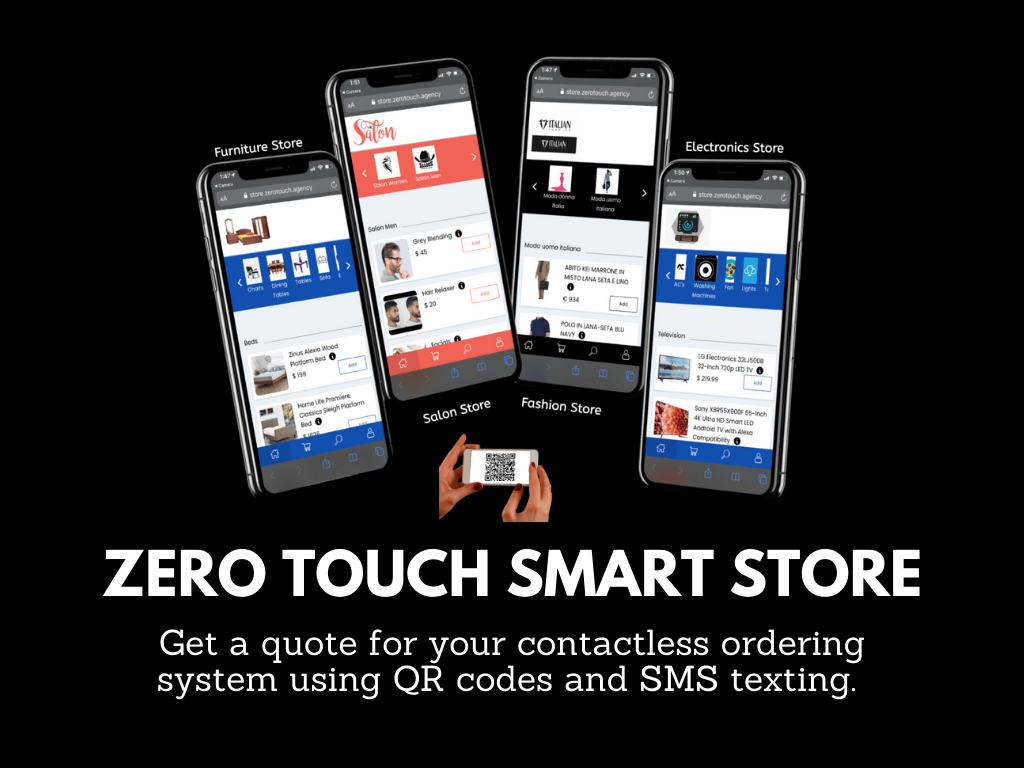 Zero Touch Store- DIY Or DFY Service
