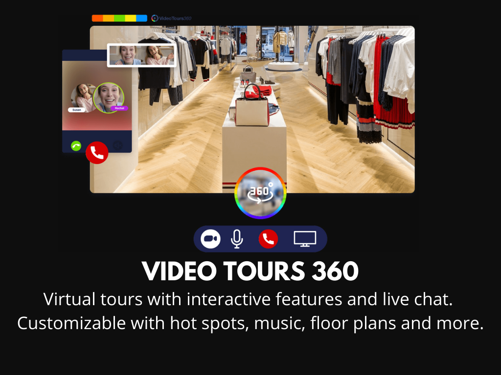 Video Tours 360 DFY Service Or DIY Software: (save $20 On Software Using Code)