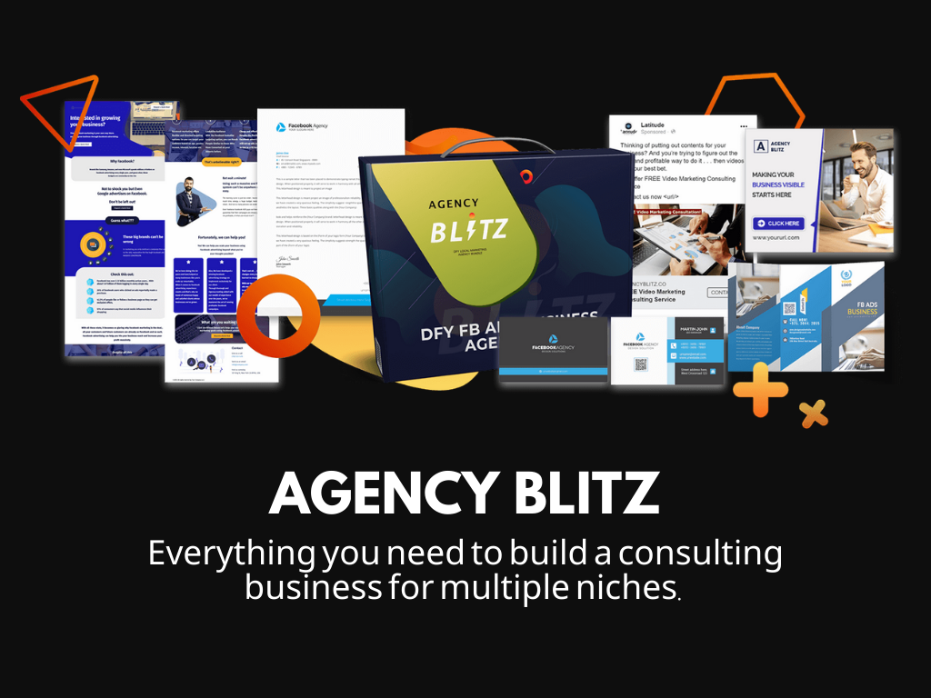 Agency Blitz Video Bundle