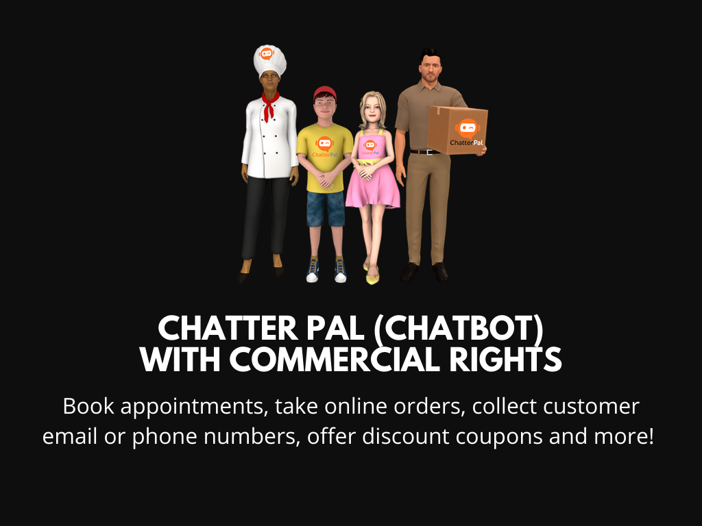 Chatter Pal Commercial, Additional $5 Off