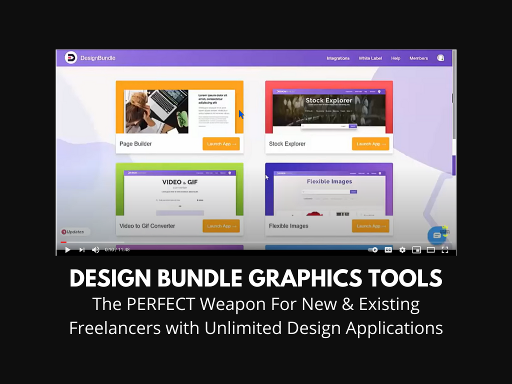 Designbundle Graphics Tool