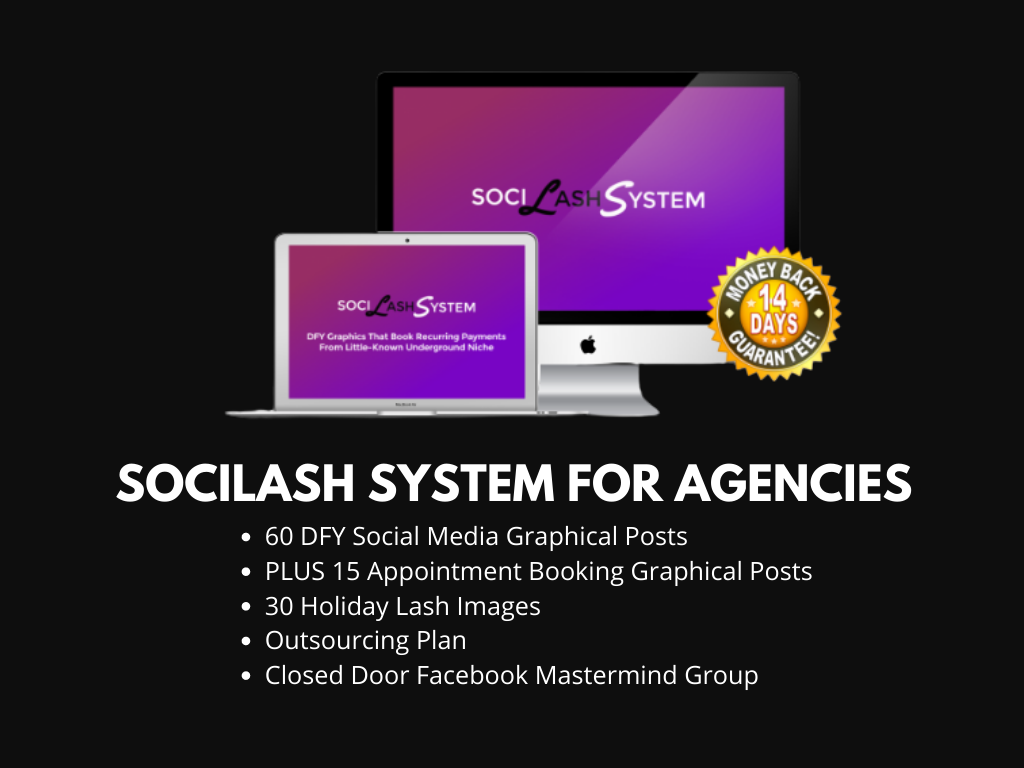 Socilash System For Agencies