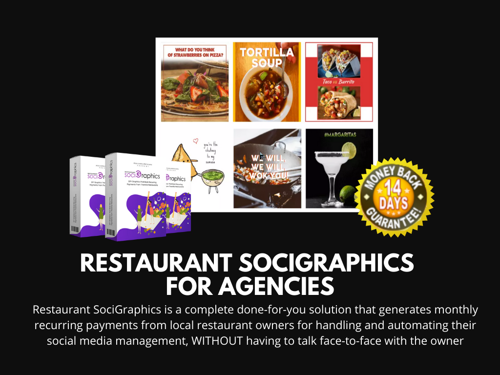 Socigraphics System For Agencies