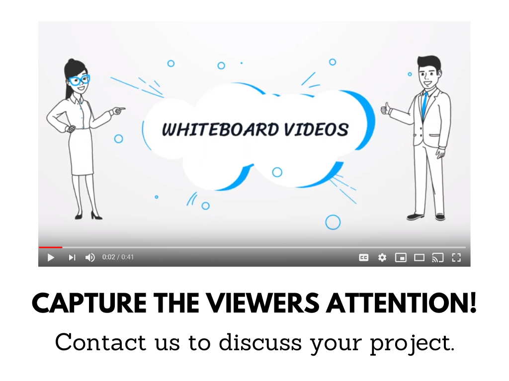 Whiteboard Animation Promo