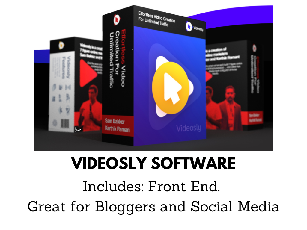 Videosly Software Demo